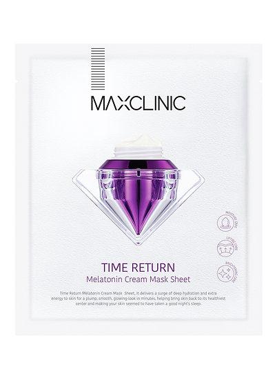 MAXCLINIC Melatonin Cream Mask Sheet