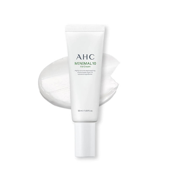 AHC Minimal 10 Aid Cream 50ml