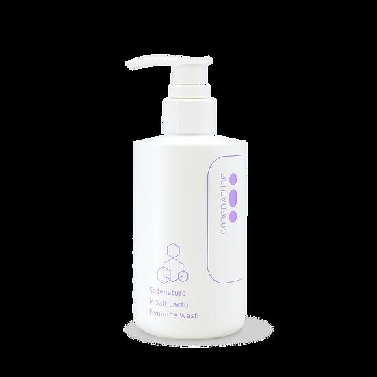 Codenature M.Salt Lacto Feminine Wash 200ml