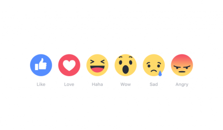 The New Faces of Facebook