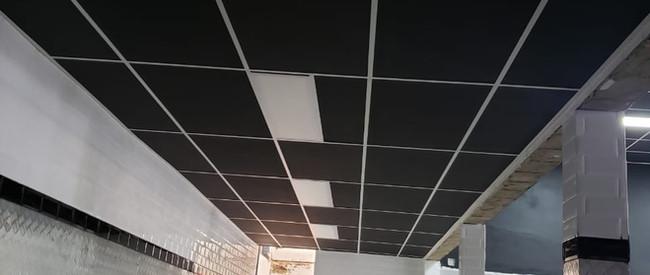 Forro Modular elegante - Black