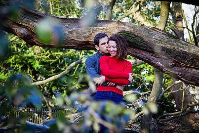 Engagement Shoot Hampstead Heath 7