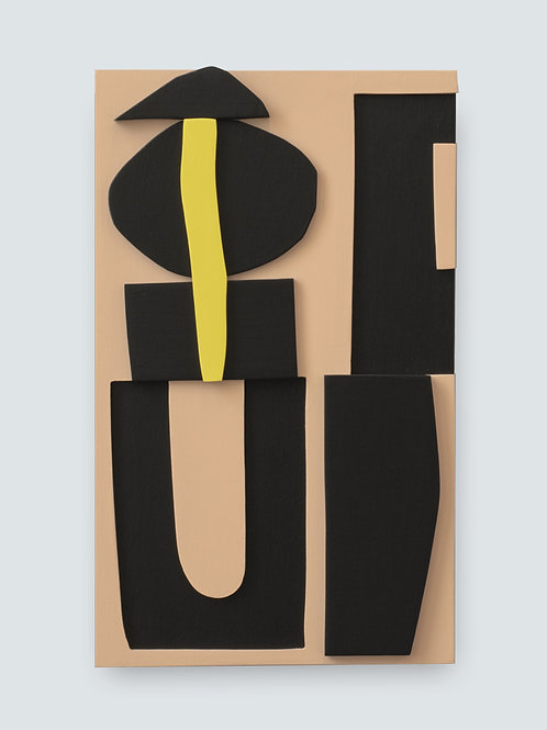 Wood Collage no. 23