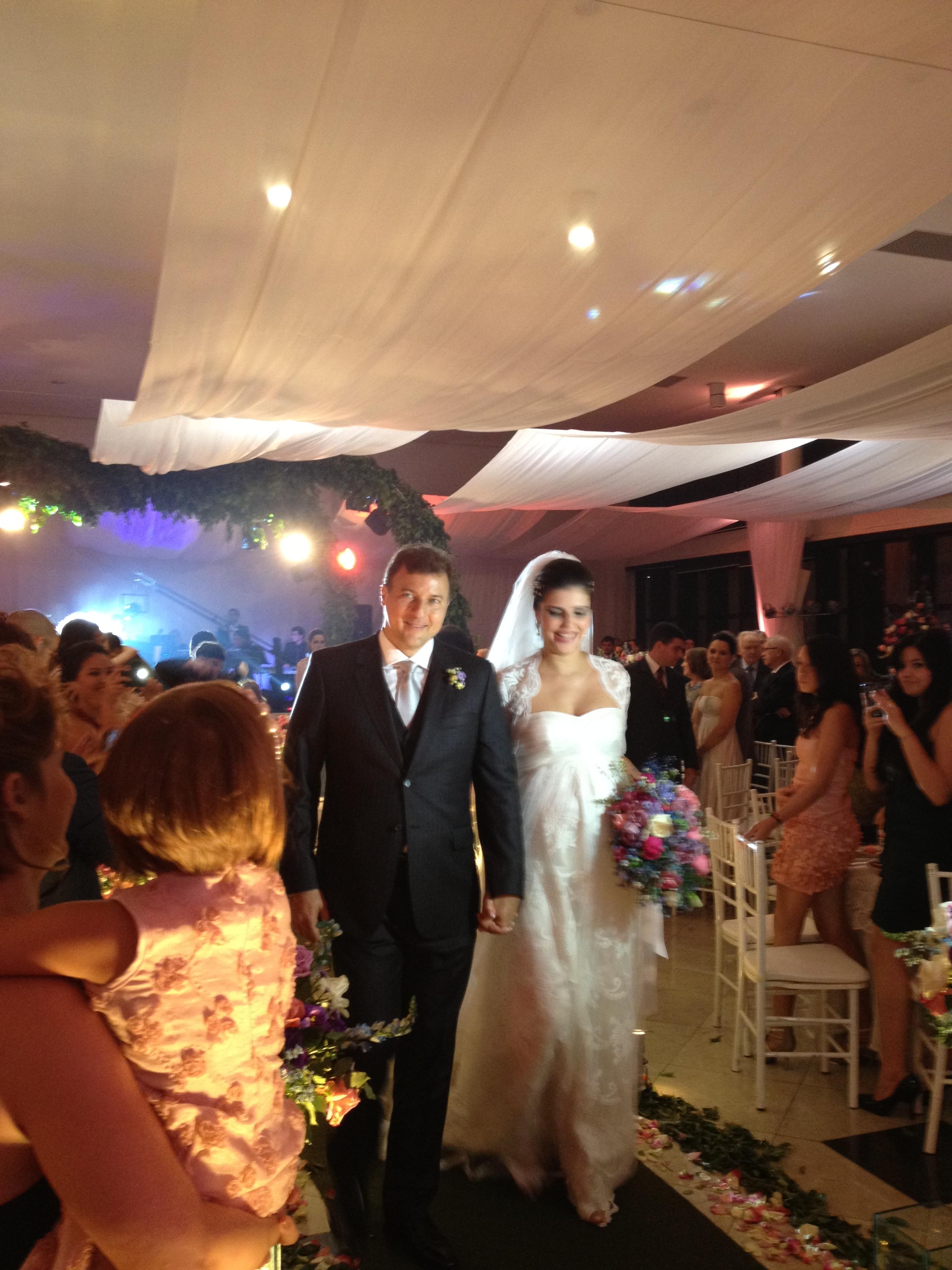 Casamento Camila & Phelippe Daou Jr.