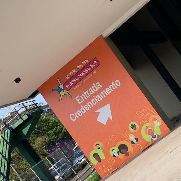 9° Fórum da Internet no Brasil