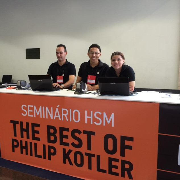 Seminário HSM - The Best Of Philip Kotler