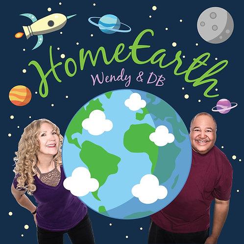 HOME EARTH- CD