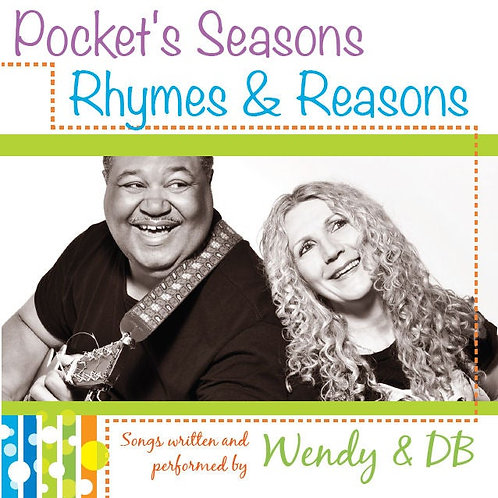 POCKETS' SEASON'S RHYMES & REASONS -CD