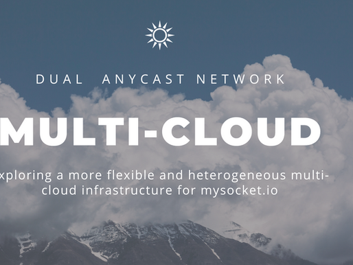 MySocket on Stackpath, exploring a more flexible and heterogeneous multi-cloud infrastructure