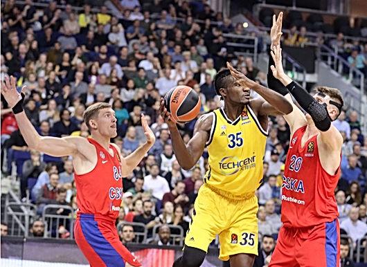 Kèo bóng rổ – CSKA Moscow vs ALBA Berlin – 0h00 – 17/10/2020