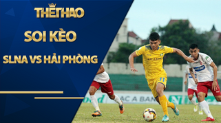 Soi kèo SLNA vs Hải Phòng, 17h00 ngày 16/10, V-League 2020