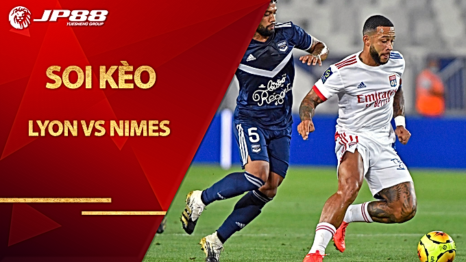 Soi kèo Lyon vs Nimes, 02h00 ngày 19/9 – Ligue 1