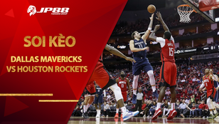 Kèo bóng rổ – Dallas Mavericks vs Houston Rockets – 9h00 – 24/1/2021