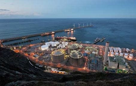 Argelia abre el grifo del gas natural y evita el riesgo de sufrir apagones.