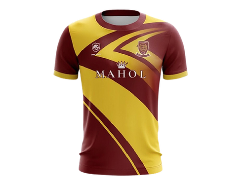 Match Day Warm-Up Top