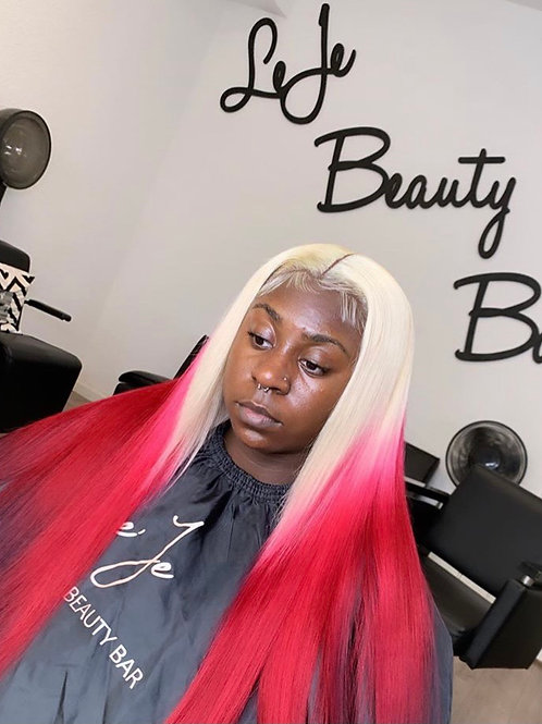 Egyptian Blonde Lace Frontal Wig