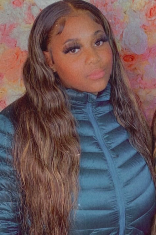 Piano (HD) Lace Frontal Wig