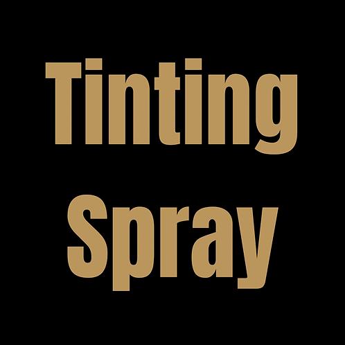 Tinting Spray