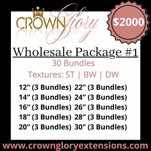 Wholesale Package #1