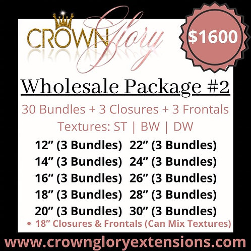 Wholesale Package #2