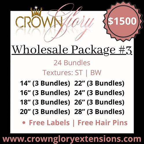 Wholesale Package #3
