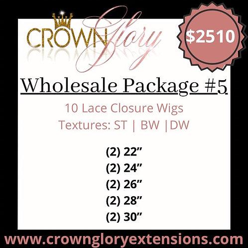 Wholesale Package #5