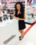 Target and Toni & Guy Promo