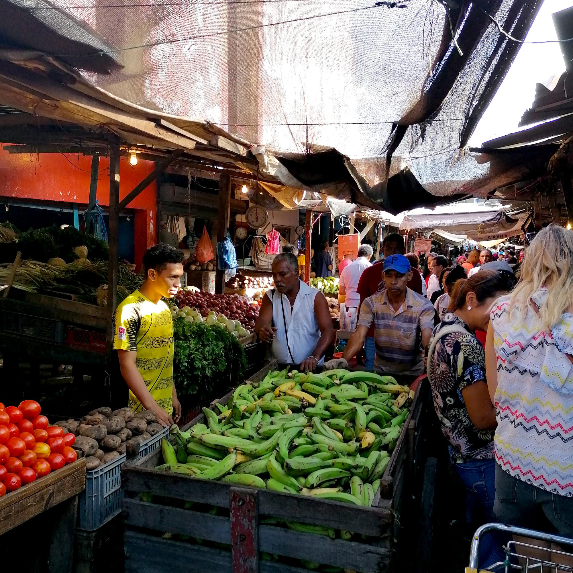 Bazurto Market Tour + Cooking Experience