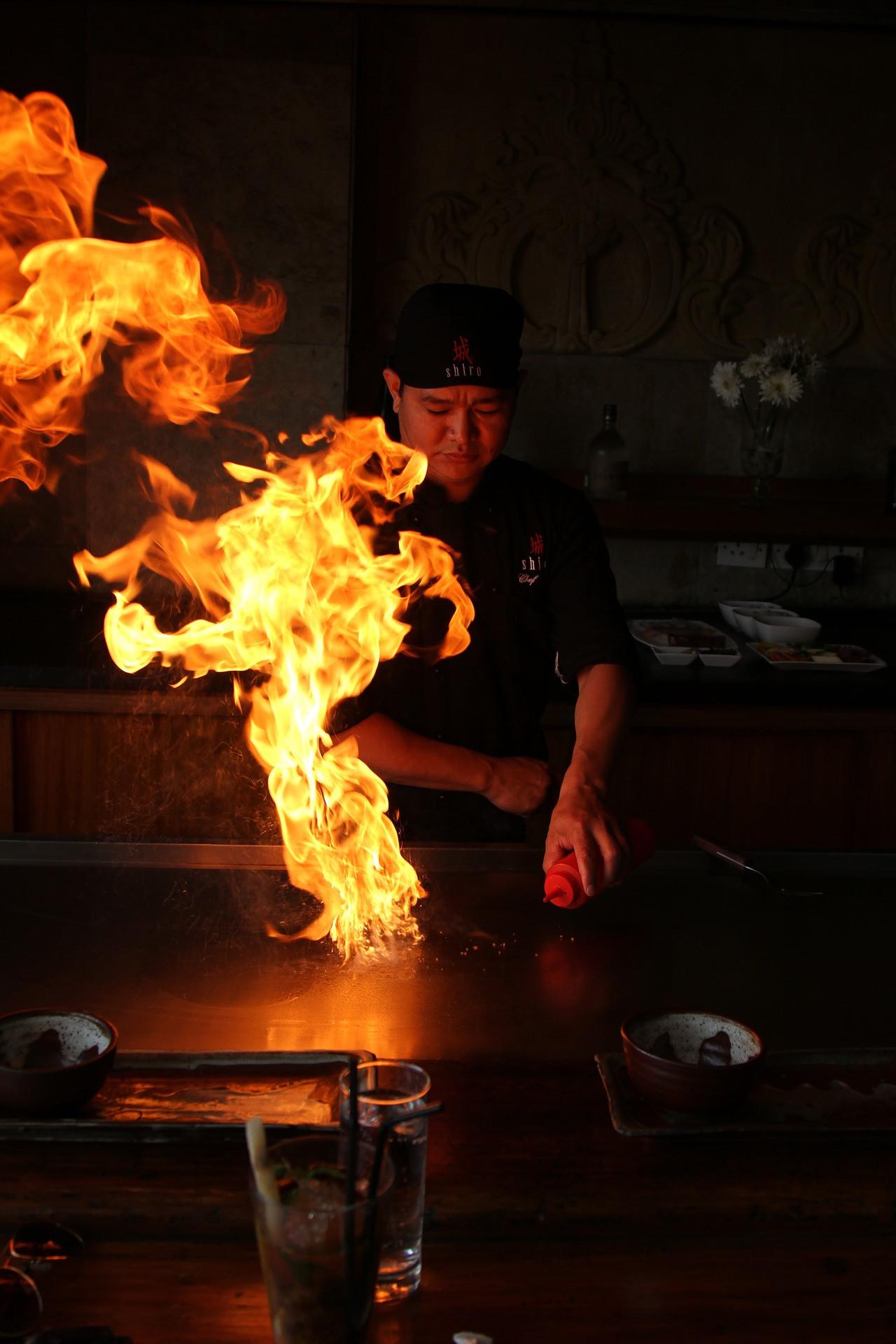 Cocina Japonesa  (Caliente)