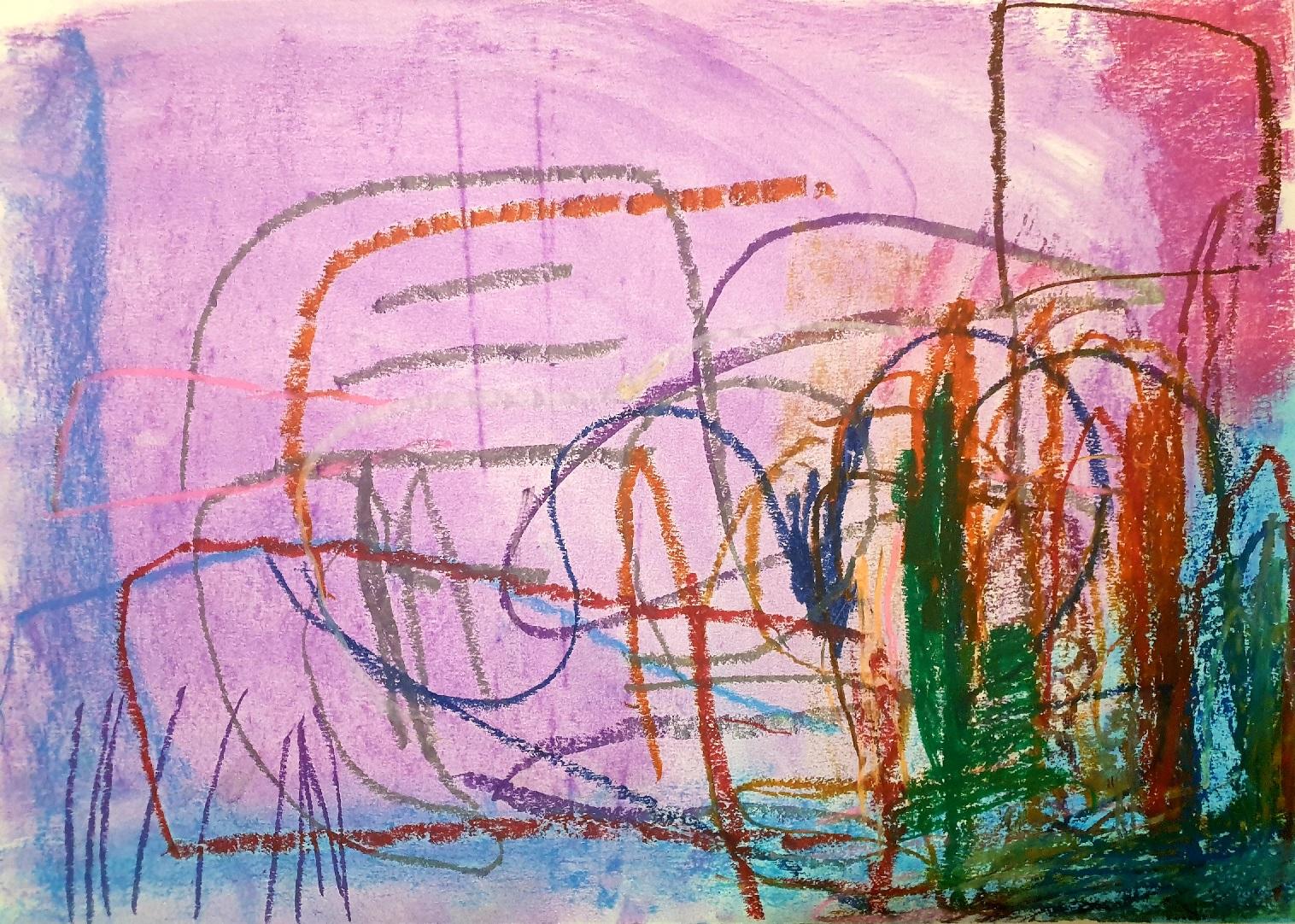 Chris Salter-Purple & Blue