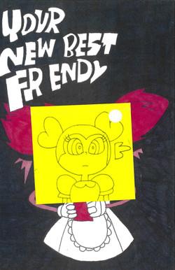 Ana Foley- Best Friend