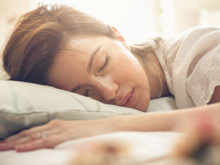 How Many Calories do you Burn While Sleeping?