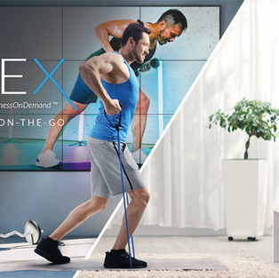 Fitness on Demand Goes With you