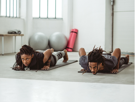 How Partner Workouts can Improve Results