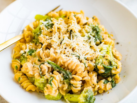 Recipe Corner: Protein Packed Healthy Mac and Cheese