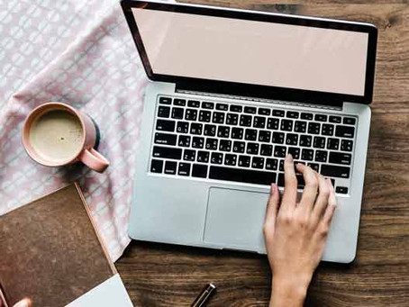 How to work from home without losing your mind!