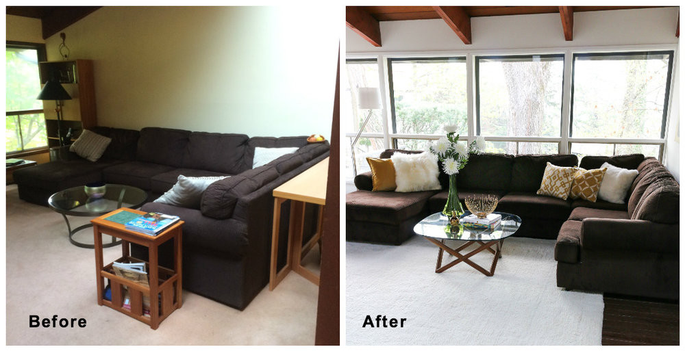home staging sells your home faster