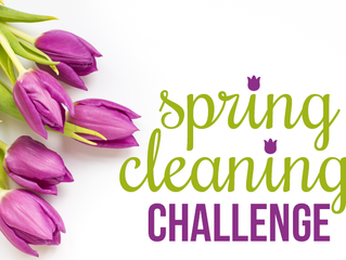 Spring Cleaning Projects You Can Do In 30 Minutes Or Less