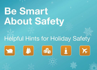 Twelve Days of Holiday Safety Tips