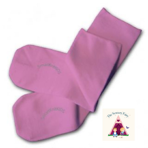 Absolutely Seamless Socks - Pink