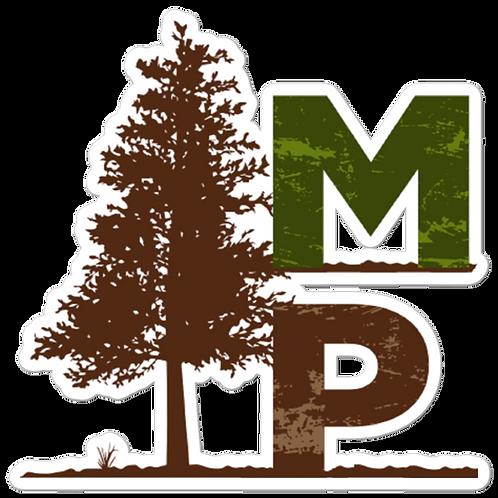 Munds Park - MP - Car Window Decal