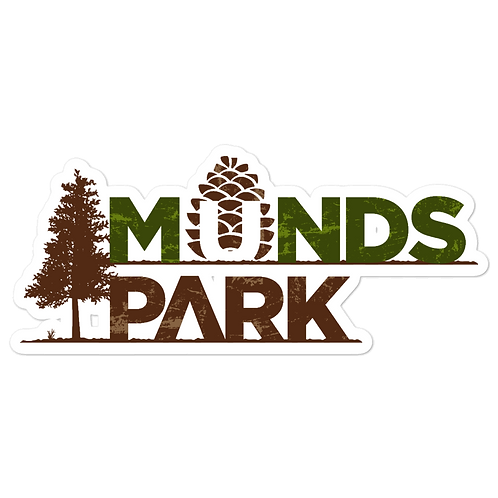 Munds Park - Car Window Sticker