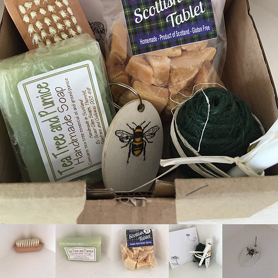 Gardeners treat box
