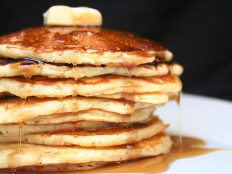 Pancakes & Ash