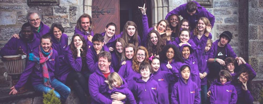 WildFire Team Pitlochry 2014