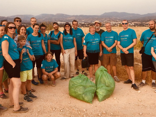 WildFire Network Outreach to Spain, Summer 2018
