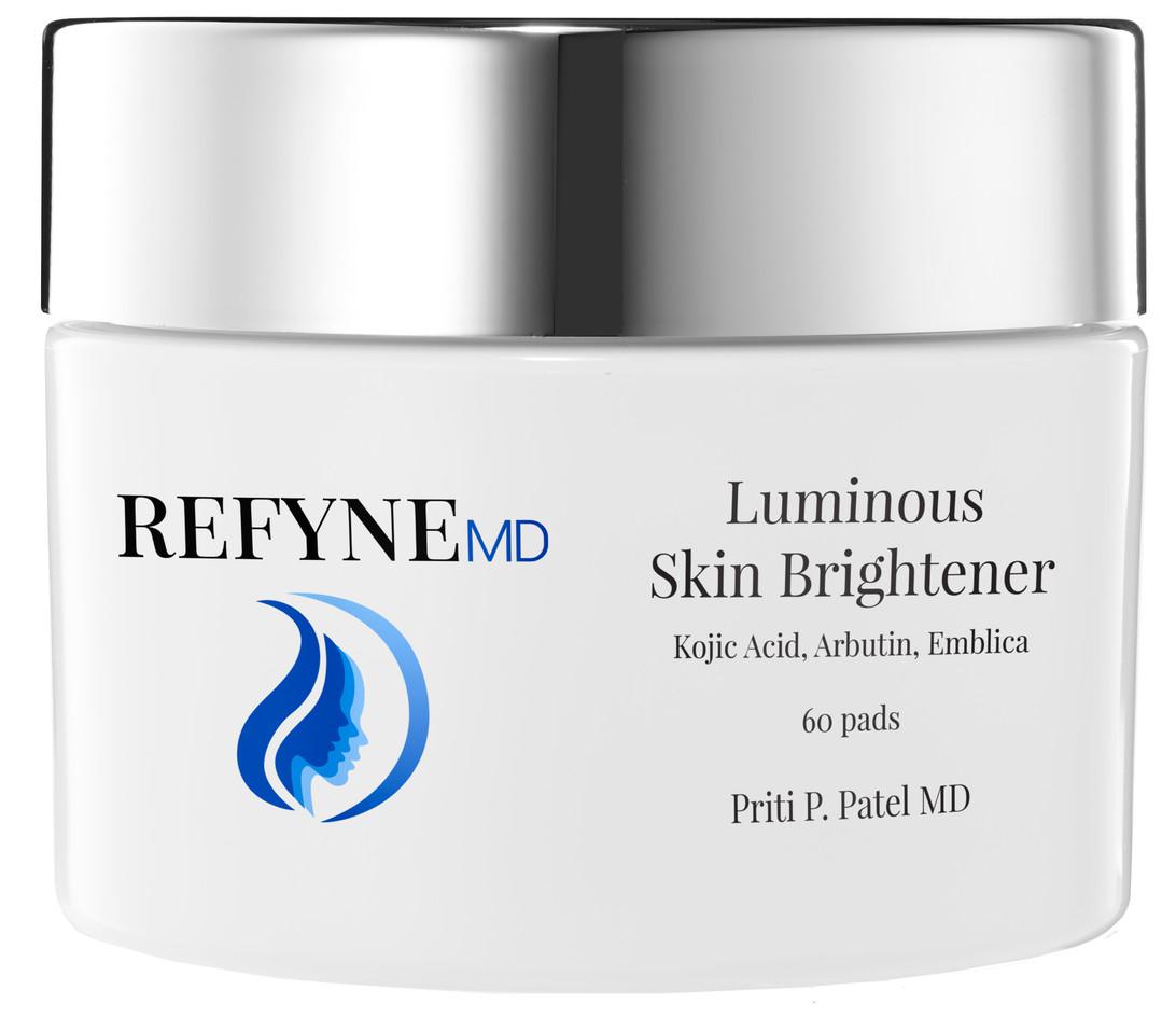 Luminous Skin Brightener Pads