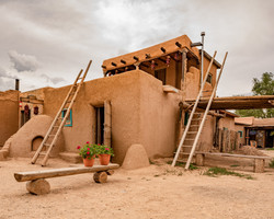 Home Taos Pueblo