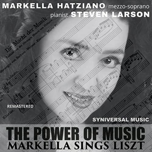 Markella sings Liszt