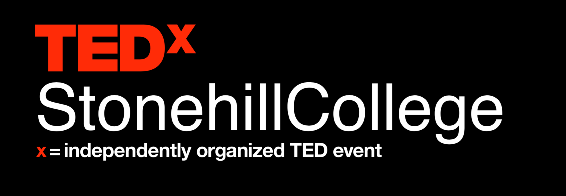 Image result for Tedx stonehill graduate program logo